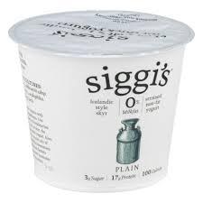 siggi s skyr plain yogurt