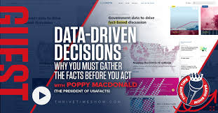 Poppy MacDonald on Why You Must Gather the Facts Before You Act