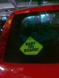 Baby On Board Wikipedia