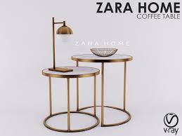 zara home able 3d turbosquid 1282313