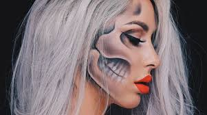 11 easy skull makeup tutorials for