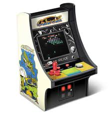 handheld galaxian arcade game channels