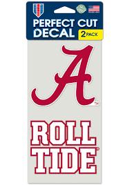 Shop Alabama Crimson Tide Decals Static Clings Car Accessories