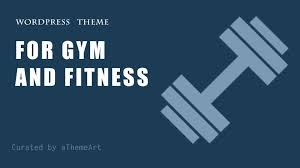 healthy wordpress theme for gym and fitness