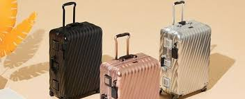 five stylish luxury travel bags by tumi