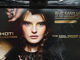 cover hunger games the coal mining