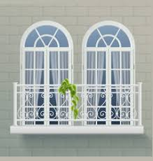 Fence Balcony Vector Images Over 400