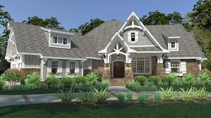 craftsman three bedroom house plan