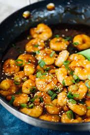 Honey Ginger Garlic Shrimp Stir Fry ...