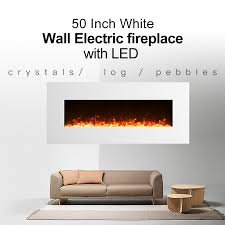1500w 50 white wall mounted electric