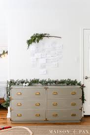 Kids Simple Christmas Bedroom Maison De Pax