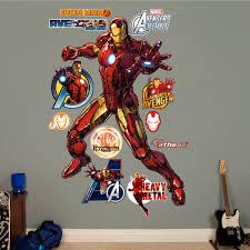 Fathead Realbig Marvel Avengers Assemble Wall Decal Wayfair