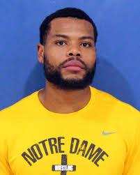 Ivan Turner - Wrestling - Notre Dame College Athletics