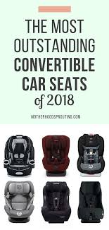 7 best convertible car seats of 2018