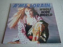 a,me lorain ( whole wide world 4 versiones - - Comprar Discos Maxi ...