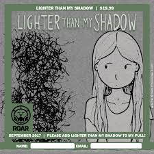 Lion Forge - Lighter Than My Shadow by Katie Green is... | Facebook