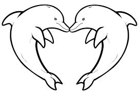 Dolfijn Kleurplaten Kleurplaatje Nl