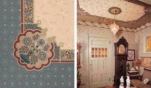 bradbury victorian home art wallpapers