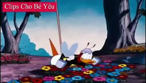 Hoạt hình Vịt Donald và 3 chú Sóc Bay dành riêng cho bé biếng ăn ...