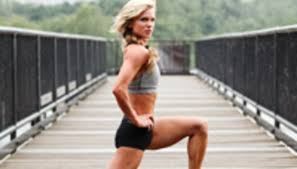 Fitness Amateur Of The Week: Mom Bombshell!