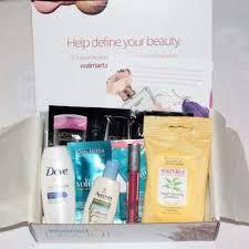free walmart beauty box for winter 2016