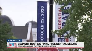 Belmont University President weighs in ...