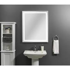 color changing led wall mirror
