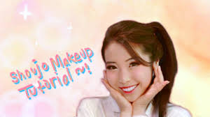 shoujo makeup tutorial cover for