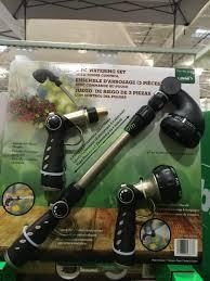 orbit 3pc nozzle set with thumb control