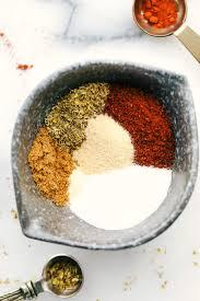 best homemade fajita seasoning recipe