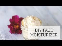 diy face moisturizer for oily skin dry
