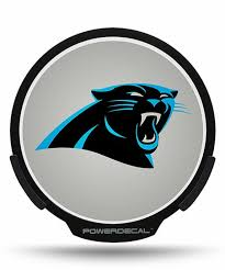 Powerdecal Carolina Panthers Led Window Decal Best Price And Reviews Zulily