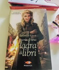 Storia di una ladra di libri: la mia recensione - Una Mamma Si ...