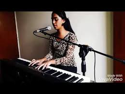 ADRIANA CARR - PIECE BY PIECE (COVER) - YouTube