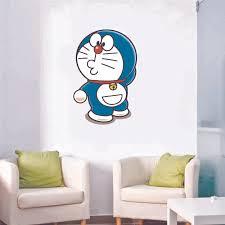 Design With Vinyl Doraemon Japanese Anime Character Cartoon Wall Decal Wayfair