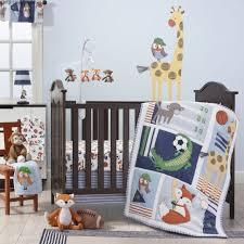 league 7 piece crib bedding set