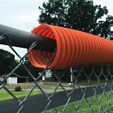 Poly Cap Fence Protection Douglas Sports