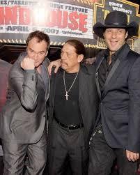 Quentin Tarantino, Danny Trejo and Robert Rodriguez | Quentin tarantino,  Danny trejo, Quentin tarantino films