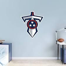 Tennessee Titans Sword Logo Tennessee Titans Logo Wall Sword Logo