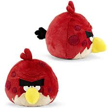 angry birds big brother 16 inch talking