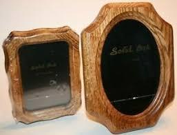 solid oak frames by kmart 3 ½ x