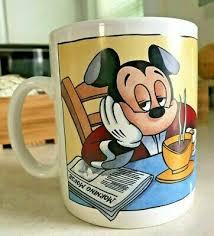 vintage disney mickey mouse oversized
