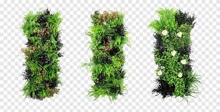 Green Wall Gardening Artificial Turf Balcony Leaf Fence Png Pngegg