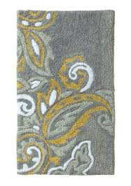 little bathroom inspiration rug grey