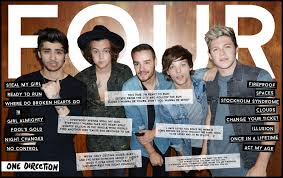 hd widescreen one direction phone by