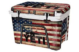 Skin Decal Wrap For Yeti Tundra 75 Qt Cooler Dead Eyes Pool For Sale Online Ebay
