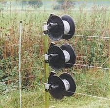 Three Reel Electric Fencing System From Agrisellex The Electric Fencing Specialists Agrisellex