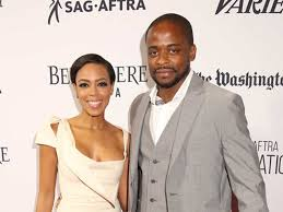 Psych' star Dule Hill gets hitched to Jazmyn Simon - Times of India