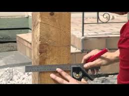How To Install A Plinth And Rails For A Picket Fence Diy At Bunnings Yard Fencing Genius Fence Landscaping Fence Decor Backyard Fences