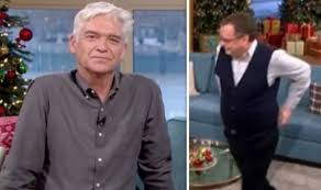 ITV This Morning: Ian Beale star Adam Woodyatt STORMS OFF show during  interview | TV & Radio | Showbiz & TV | Express.co.uk